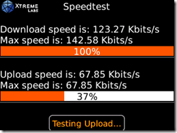 how to check download and upload speed of internet