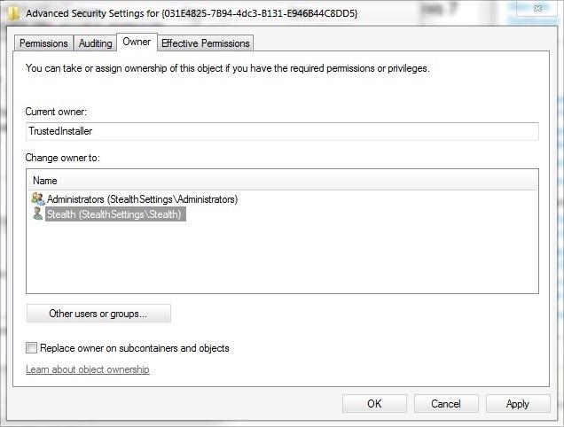 Cum putem personaliza numele Windows Libraries in Windows 7 Owner