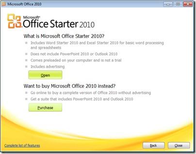 Office-Starter